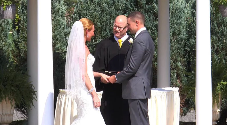 Wedding Day Montage